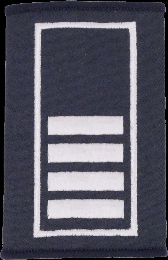 Berlin Brandamtsrat - Berufsfeuerwehr Dienstgradschlaufen / - 1