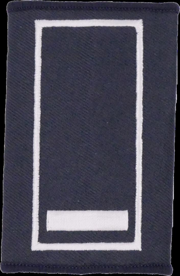 Berlin Brandinspektor - Berufsfeuerwehr Dienstgradschlaufen / - 1