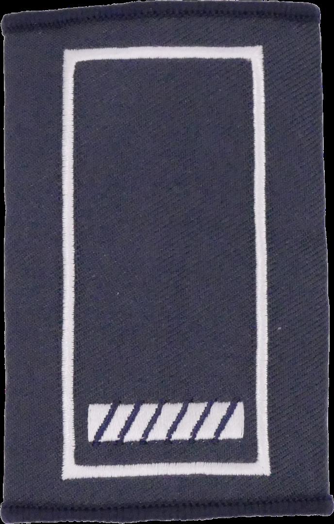 Berlin Brandinspektor Anwärter Berufsfeuerwehr Dienstgradschlaufen Schulterschlaufen - 1