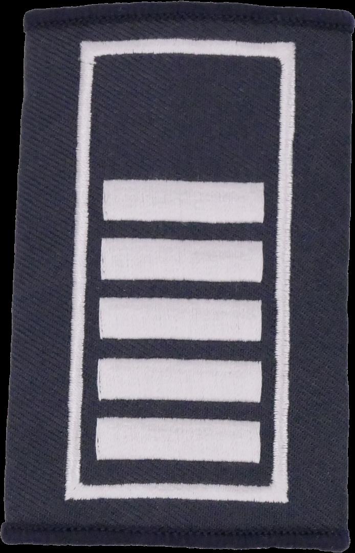 Berlin Brandoberamtsrat - Berufsfeuerwehr Dienstgradschlaufen / - 1