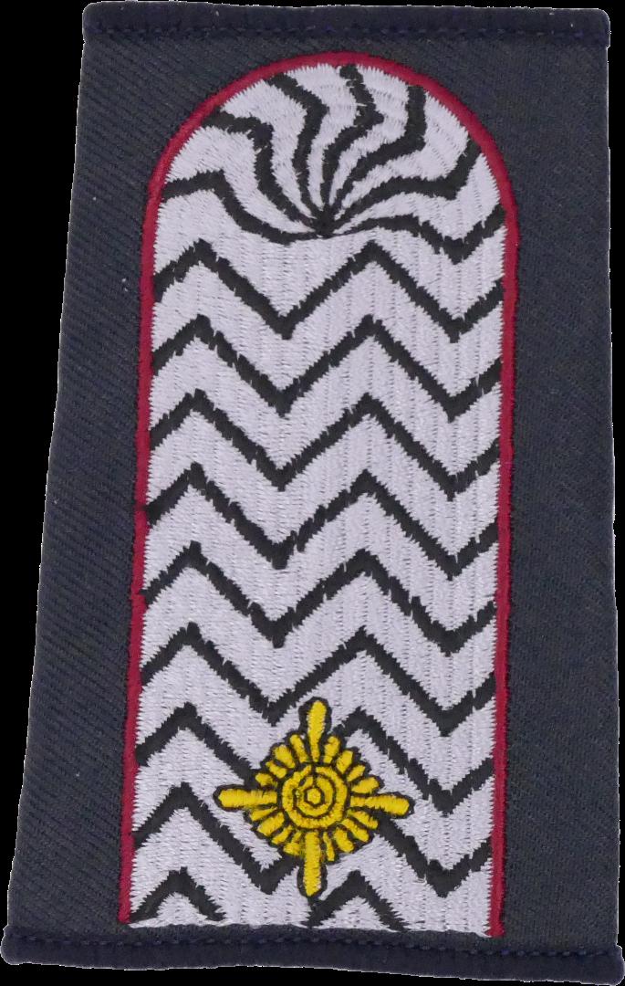Brandenburg Brandoberinspektor - Berufsfeuerwehr Dienstgradschlaufen /