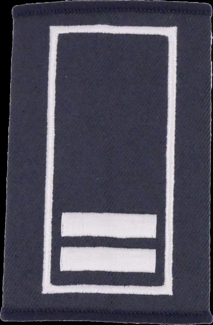 Berlin Brandoberinspektor - Berufsfeuerwehr Dienstgradschlaufen /