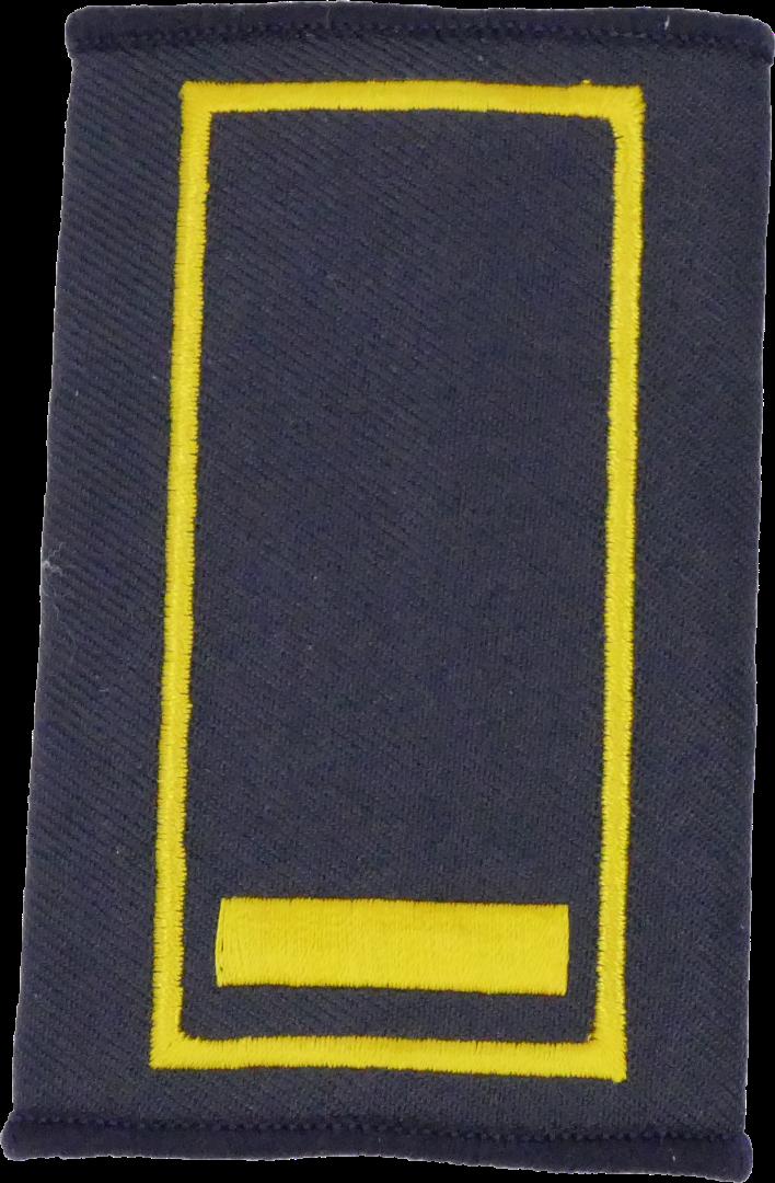Berlin Brandrat - Berufsfeuerwehr Dienstgradschlaufen / - 1