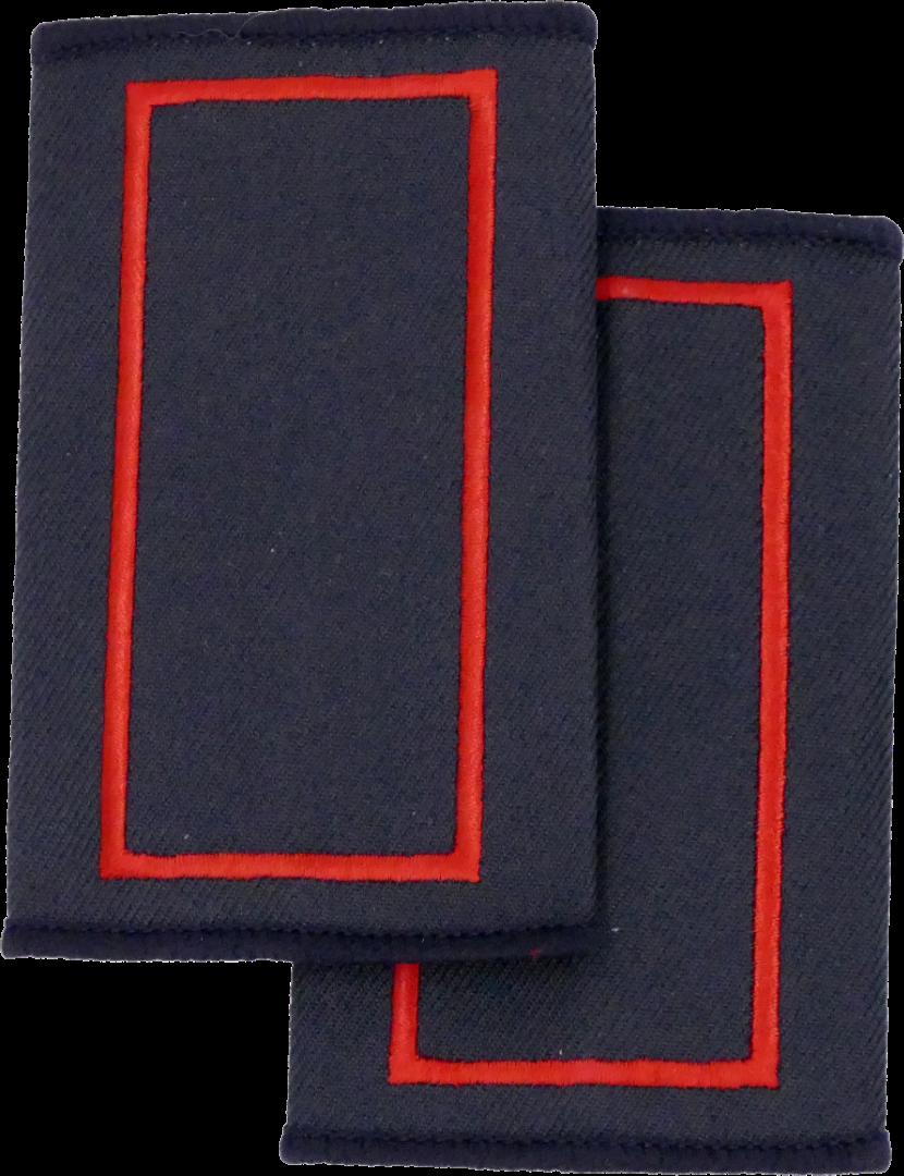 Nordrhein-Westfalen Feuerwehrmann-Anwärter - FFW Dienstgradschlaufen /