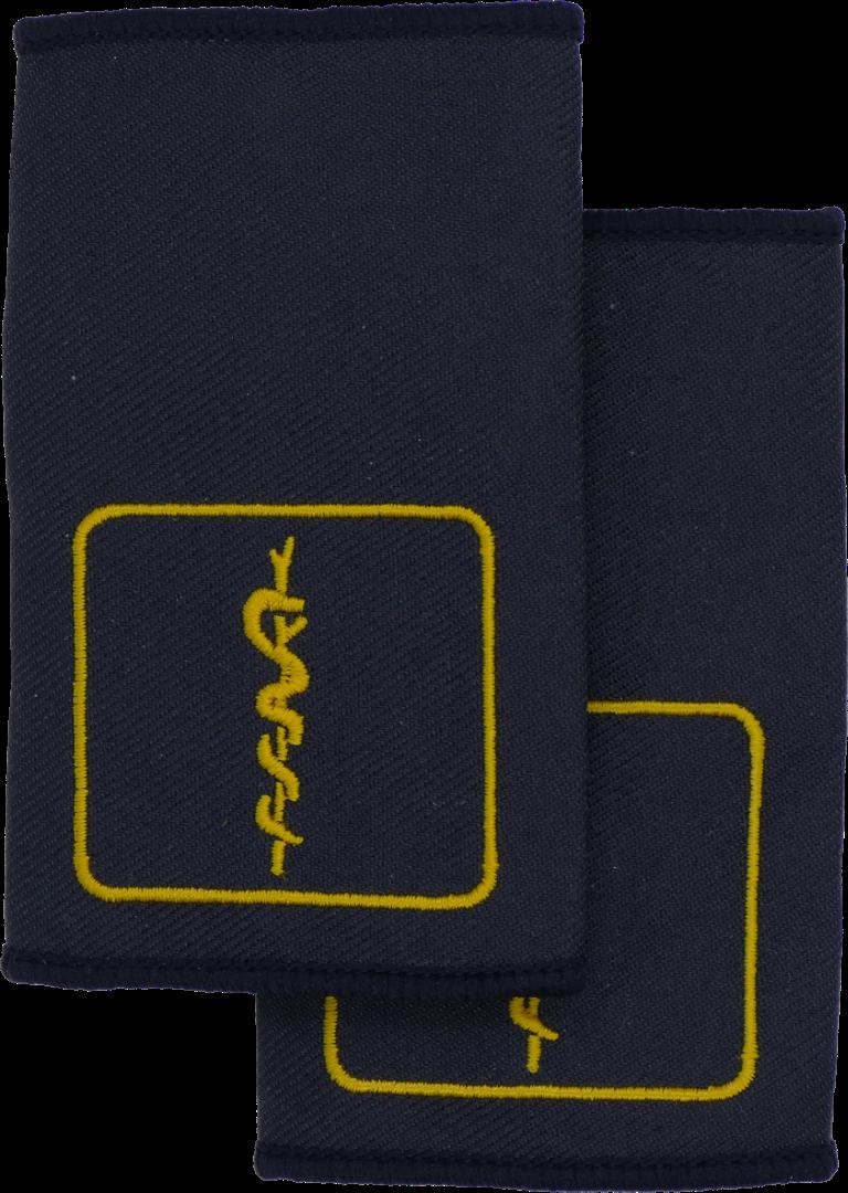 Rheinland-Pfalz Landesfeuerwehrarzt - FFW Dienstgradschlaufen /