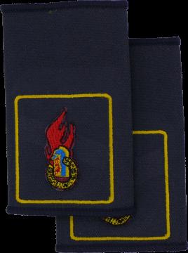 Rheinland-Pfalz Landesjugendfeuerwehrwart - FFW Dienstgradschlaufen /