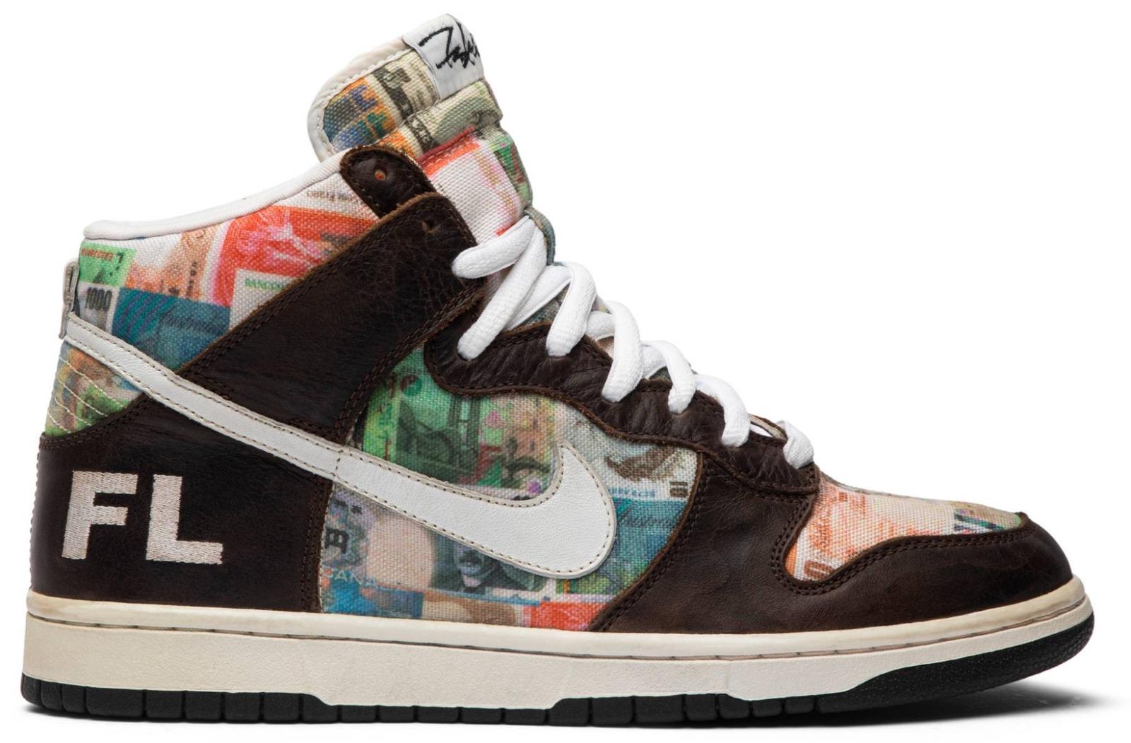 Nike DUNK HI SB FLOM