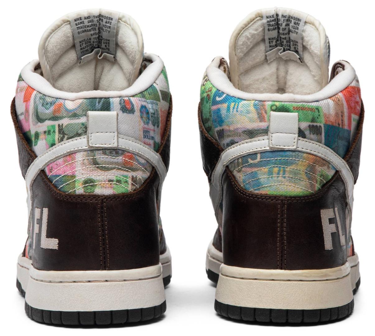 Nike DUNK HI SB FLOM - 3