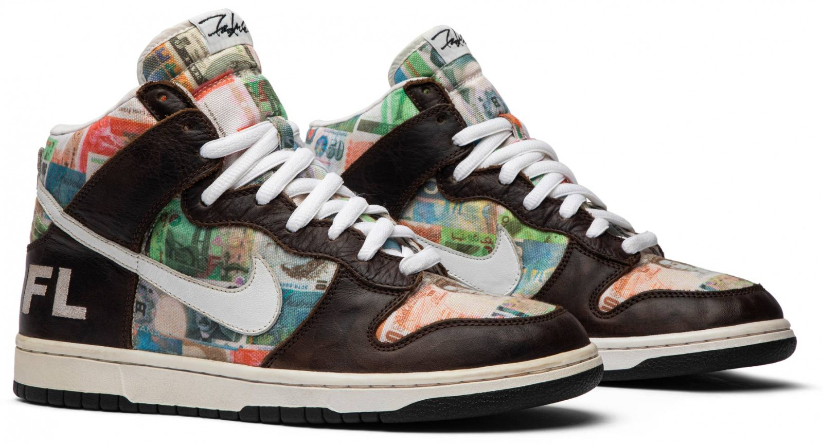 Nike DUNK HI SB FLOM - 4