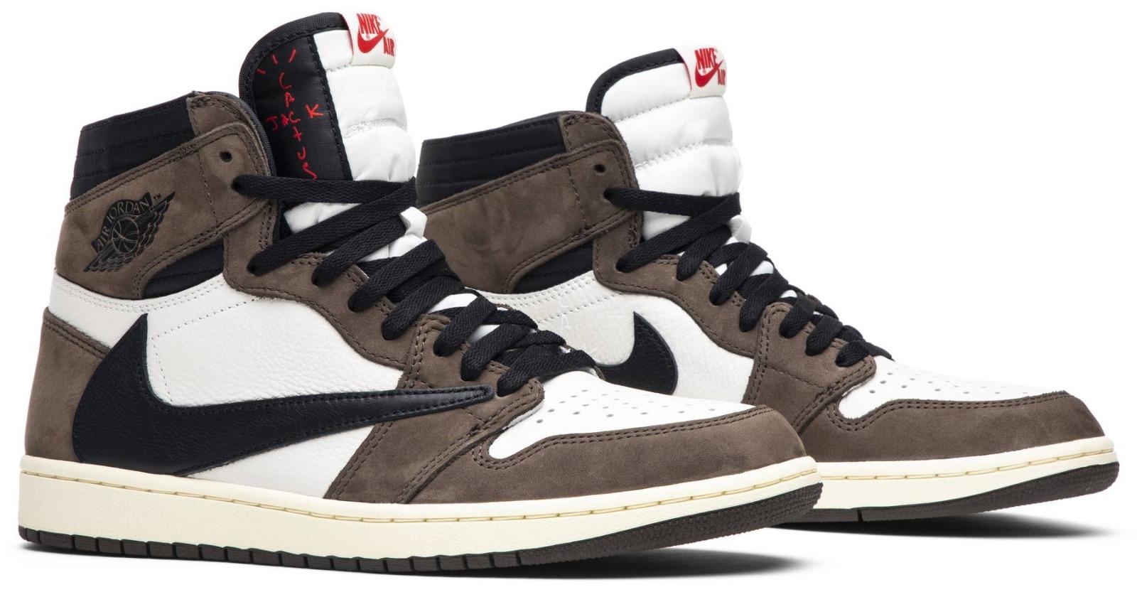 temperament shoes finest selection multiple colors Travis Scott x Air Jordan 1 Retro High OG 'Mocha' / Travis Scott x Air  Jordan 1 Retro High OG 'Mocha'