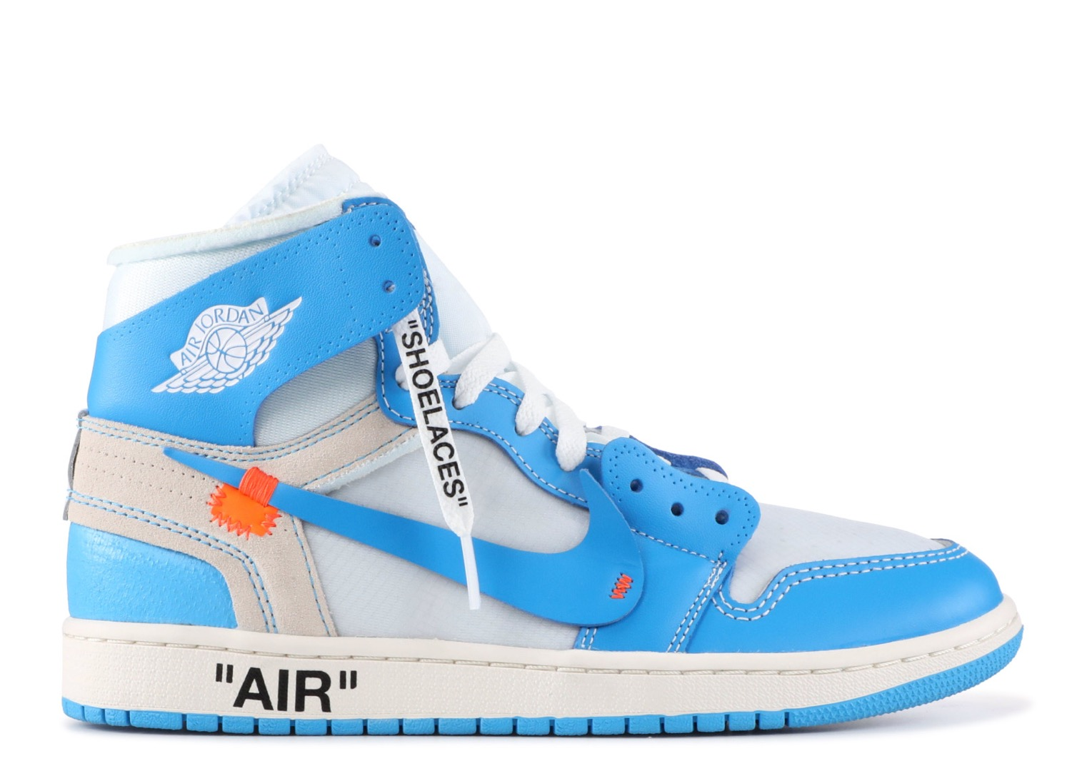 Air Jordan OFF WHITE NRG OFF - 3