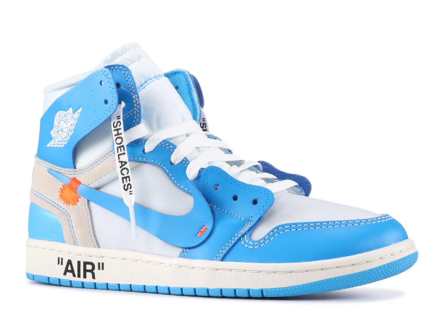 Air Jordan OFF WHITE NRG OFF - 1