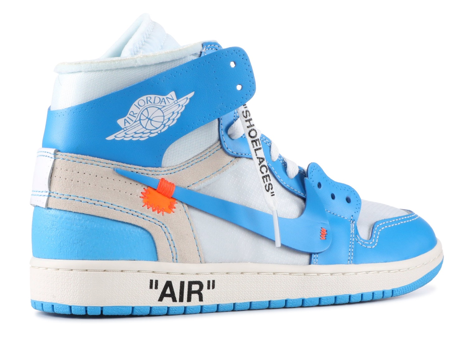 Air Jordan OFF WHITE NRG OFF - 2