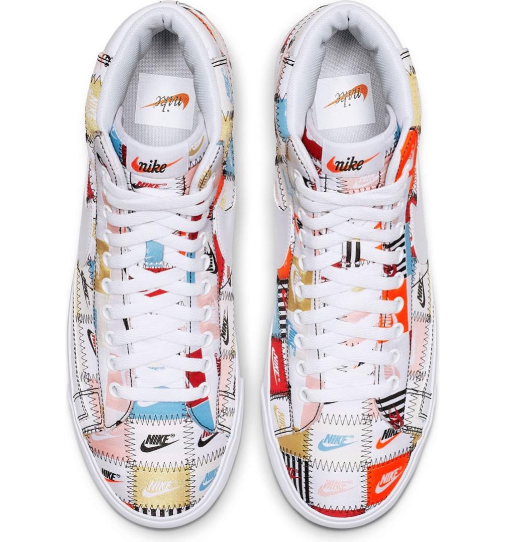 Nike Blazer Mid Patchwork - 2