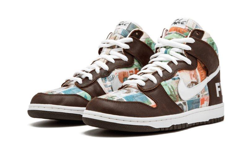 Nike DUNK HI SB FLOM - 2