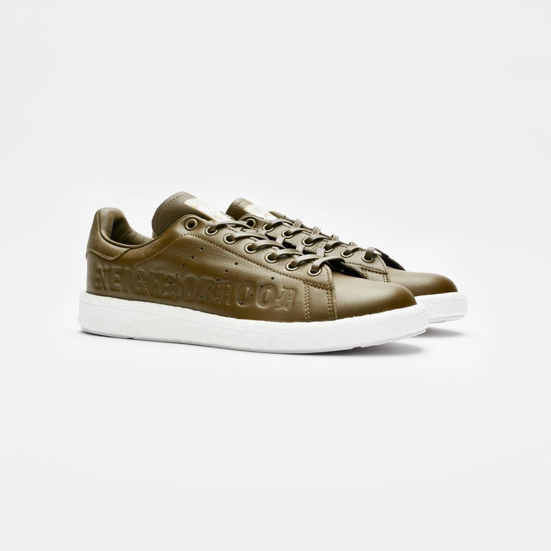 Adidas Stan Smith X NBHD - 1