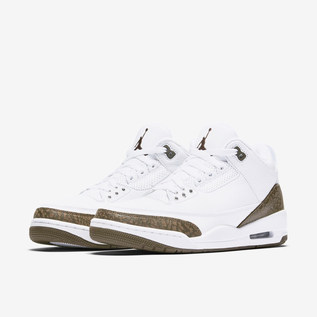 wide range on feet images of good service Nike Air Jordan 3 Retro / Nike Air Jordan 3 Retro