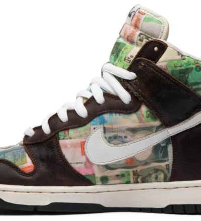 Nike DUNK HI SB FLOM Nike
