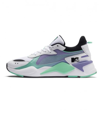 PUMA MTV RS-X Tracks Pastel Trainers