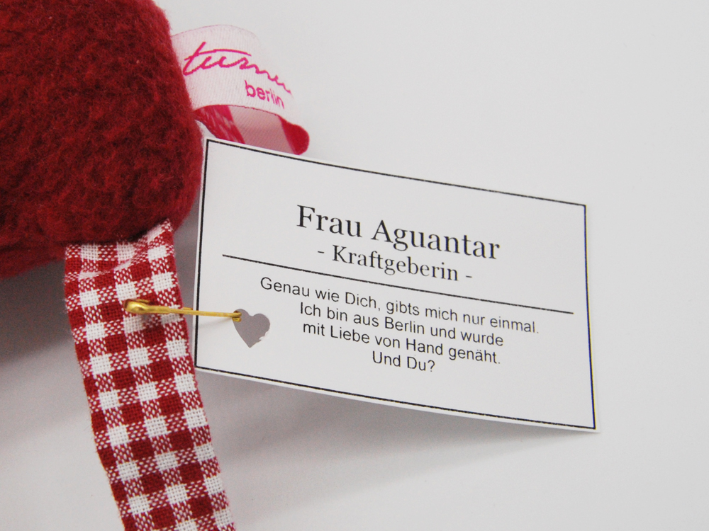Frau Aguantar - Kraftgeberin - 3