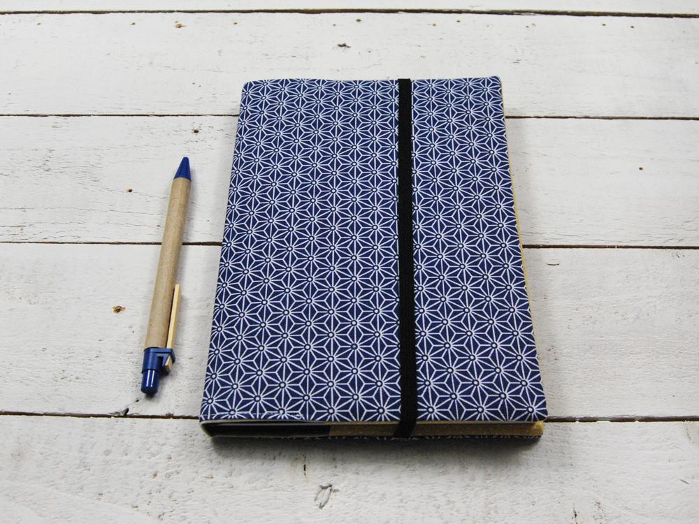 Taschenkalender DIN A5 für Asanoha auf