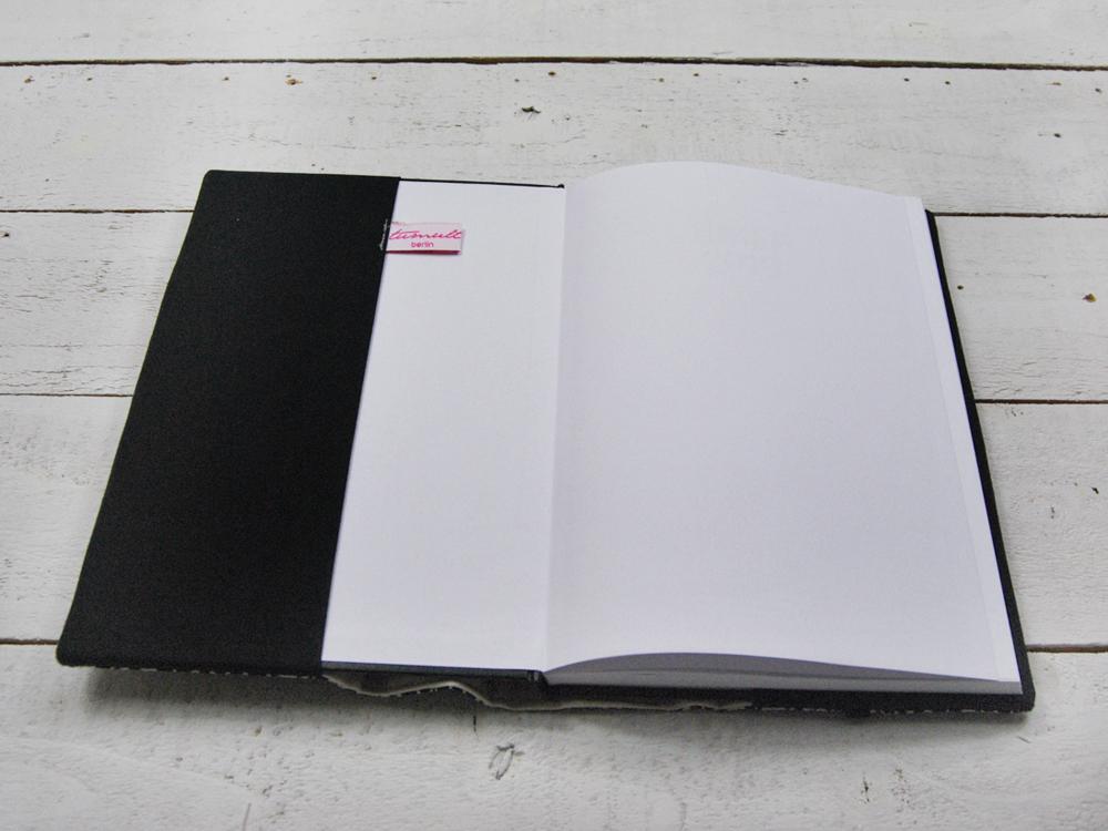 Taschenkalender DIN A5 für Blätter in - 2