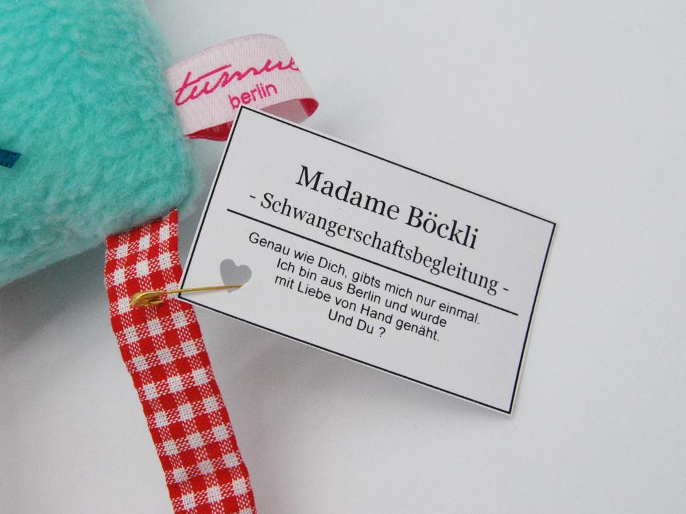 Madame Böckli - Schwangerschaftbegleitung 3