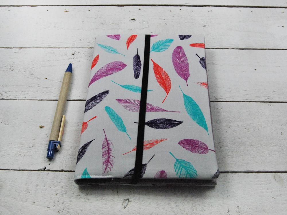 Taschenkalender DIN A5 für Bunte Federn