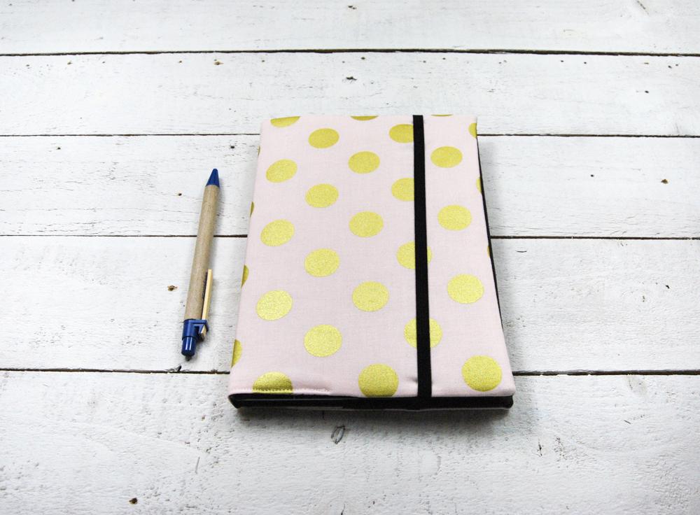 Taschenkalender DIN A5 für Goldene Dots
