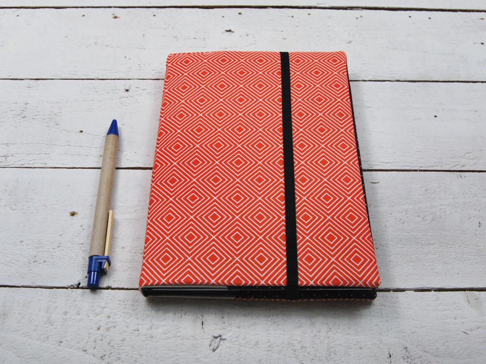 Taschenkalender DIN A5 für Graphisches Muster - 1