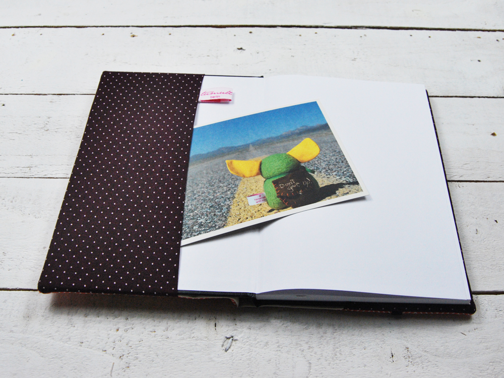 Taschenkalender DIN A5 für Graphisches Muster - 2