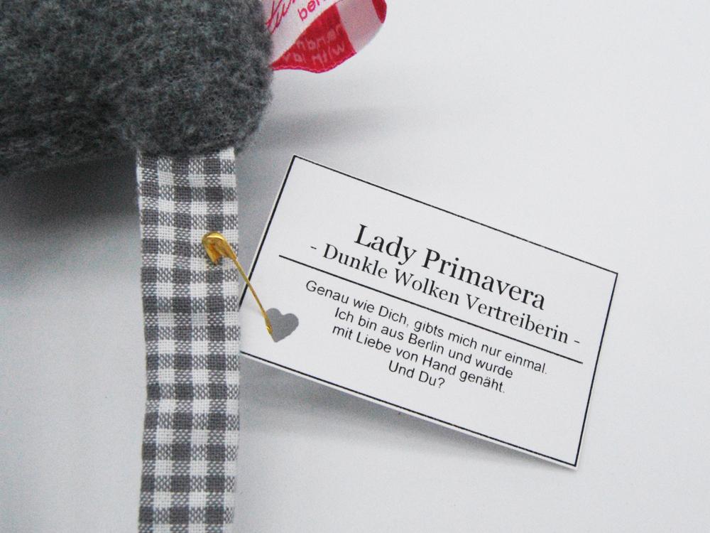 Lady Primavera - Dunkle Wolken Vertreiberin