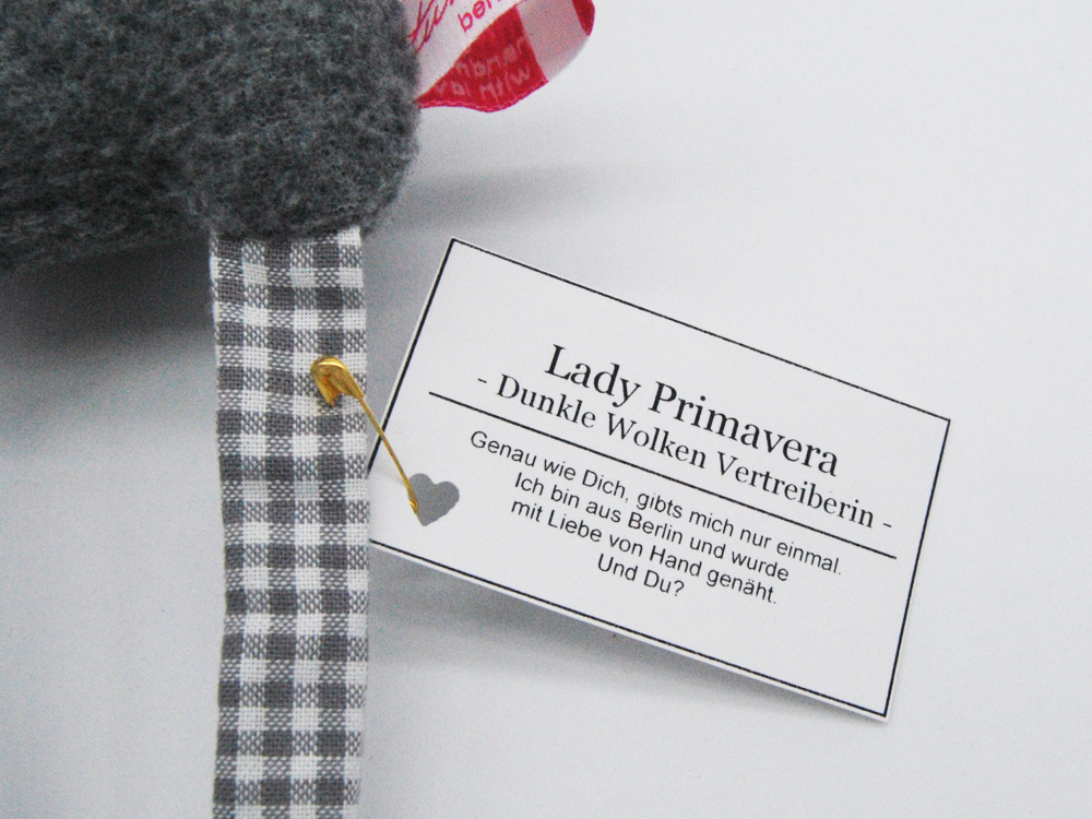 Lady Primavera - Dunkle Wolken Vertreiberin - 3