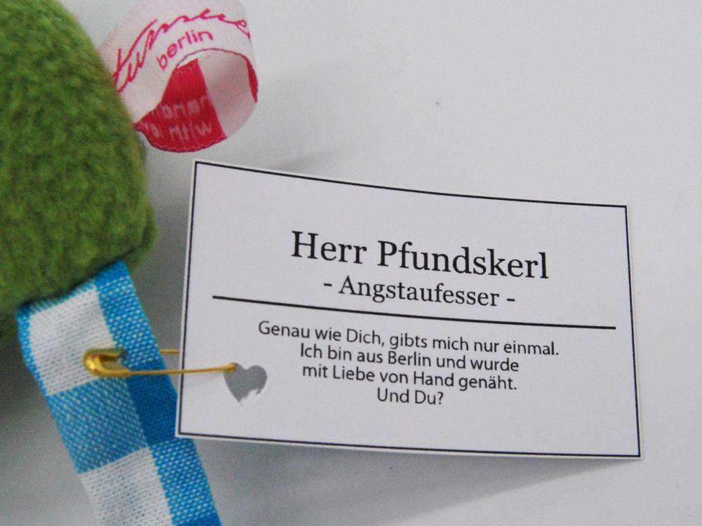 Herr Pfundskerl - Angstaufesser - 3