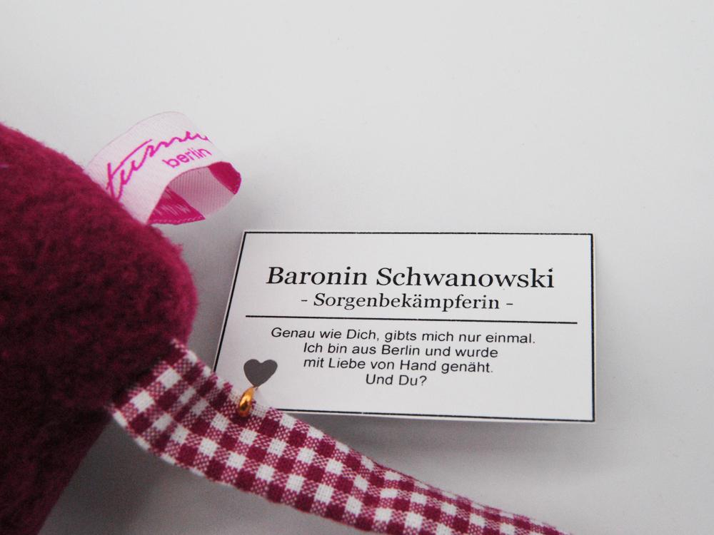 Baronin Schwanowski - Sorgenbekämpferin 2