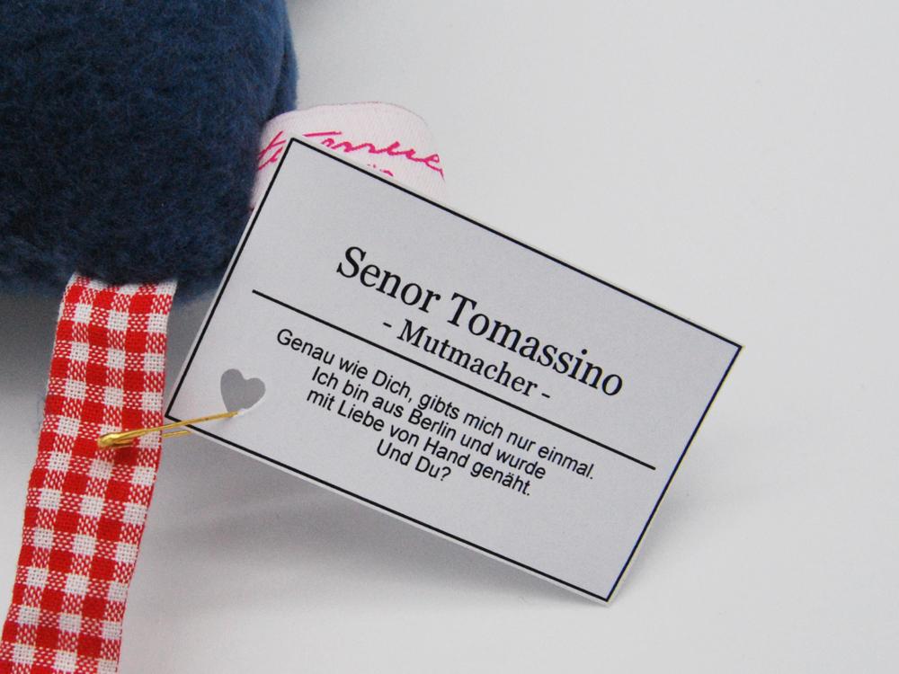 Senor Tomassino - Mutmacher 3