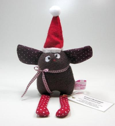Lord Christmas Weihnachtswichtel Ein kleines Mitglied