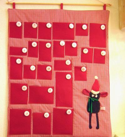 Adventskalender mit Lord Christmas - Adventskalender