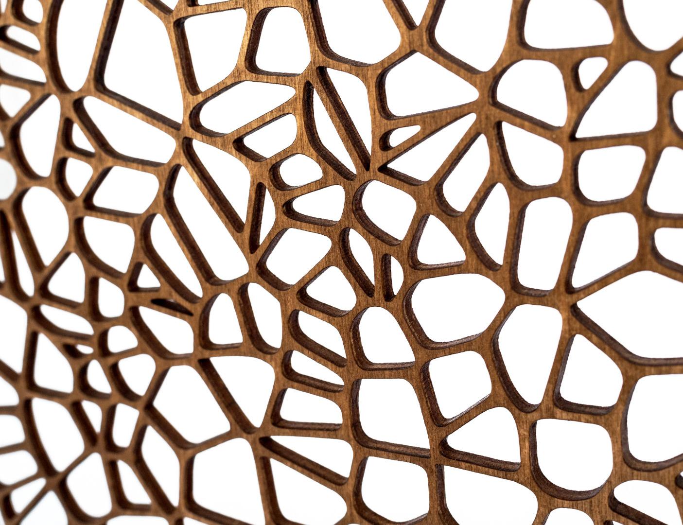 Ohrringhalter aus Holz ORGANIC II 9