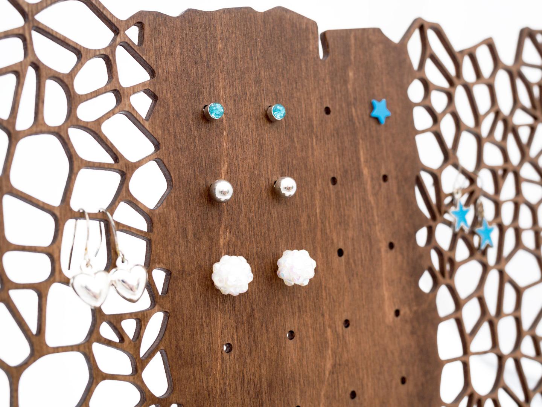 Schmuckständer für Ohrringe und Ohrstecker ORGANIC