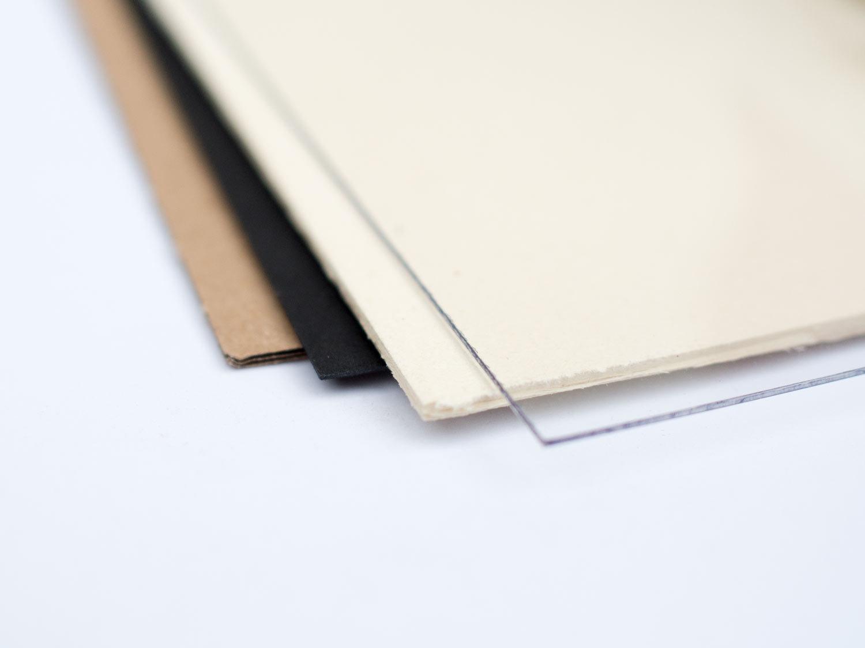 Geometrische Paper Art - Wanddeko WOLF