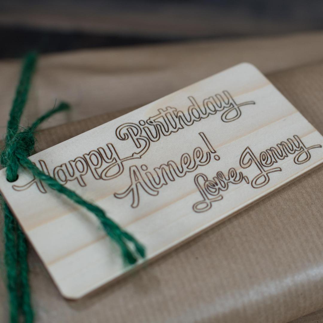 Geschenkverpackung 2