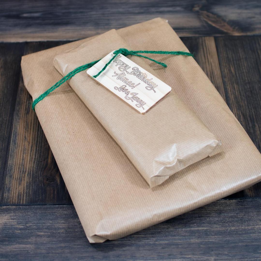 Geschenkverpackung - 1