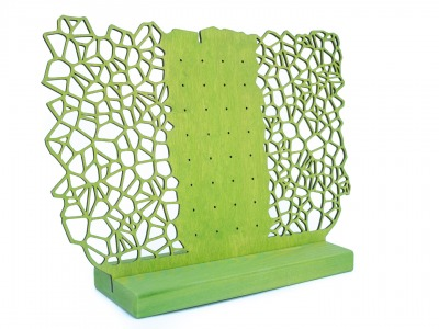 Earring Holder Stand ORGANIC COLOR arborala