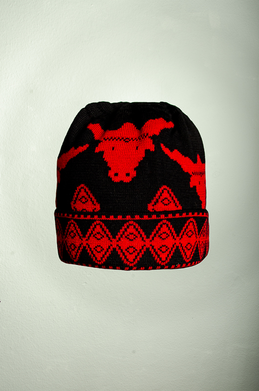 Mütze Stier