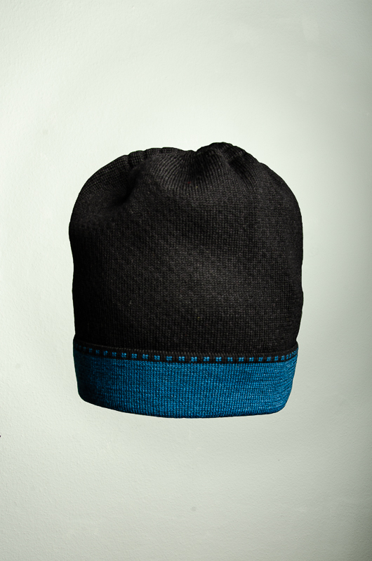 Merino Mütze Bundfarbe in den Farben