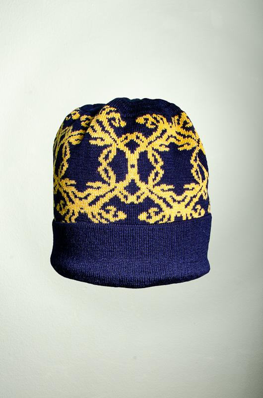 Mütze und Schal Kranz 2