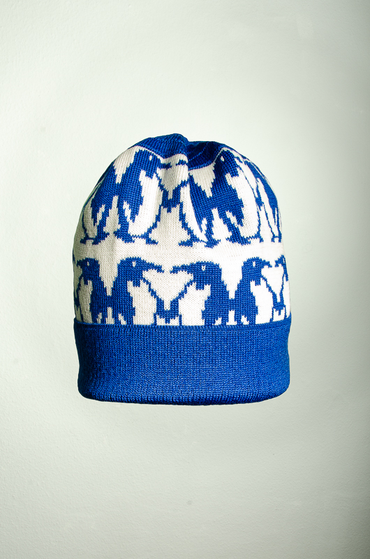 Mütze und Schal Pinguin 3