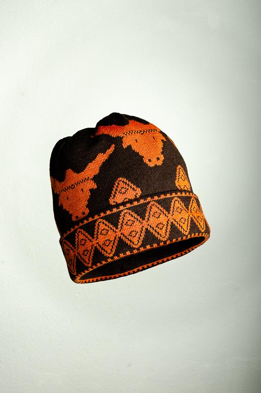 Mütze Stier 2
