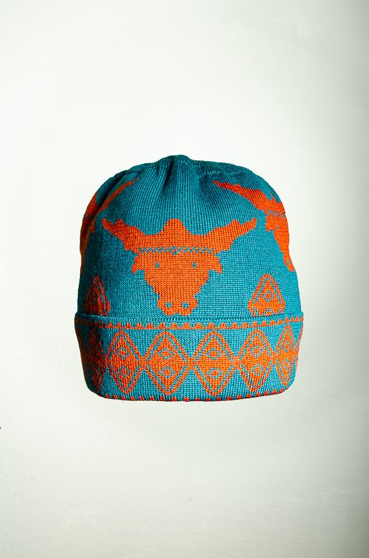 Mütze Stier - 1